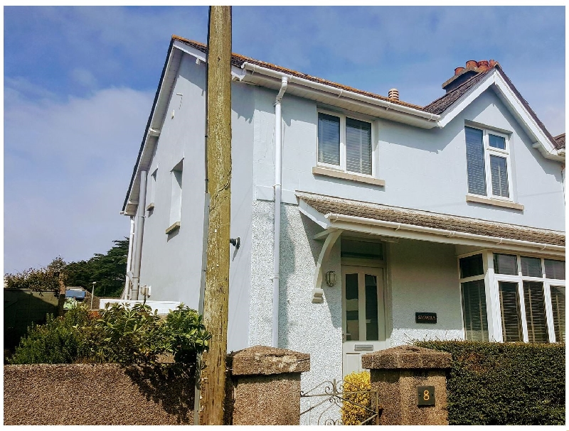 Salvora a holiday cottage rental for 6 in Salcombe,