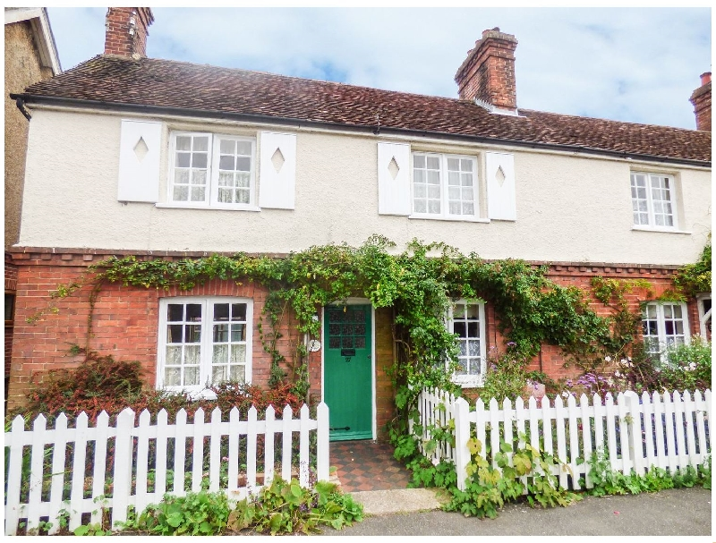 Rose Cottage a holiday cottage rental for 2 in Horsham,