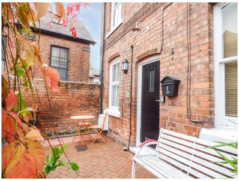 Brickworks Cottage a holiday cottage rental for 2 in Chester,