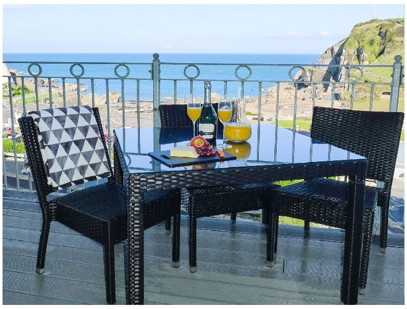 5 Arlington Villas a holiday cottage rental for 4 in Ilfracombe,
