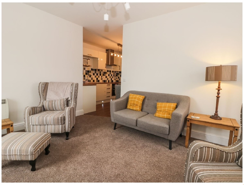 Station View a holiday cottage rental for 2 in Pickering,