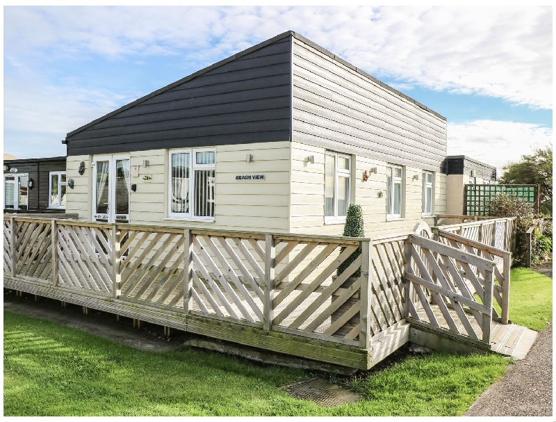 26D Beach View a holiday cottage rental for 4 in Earnley ,