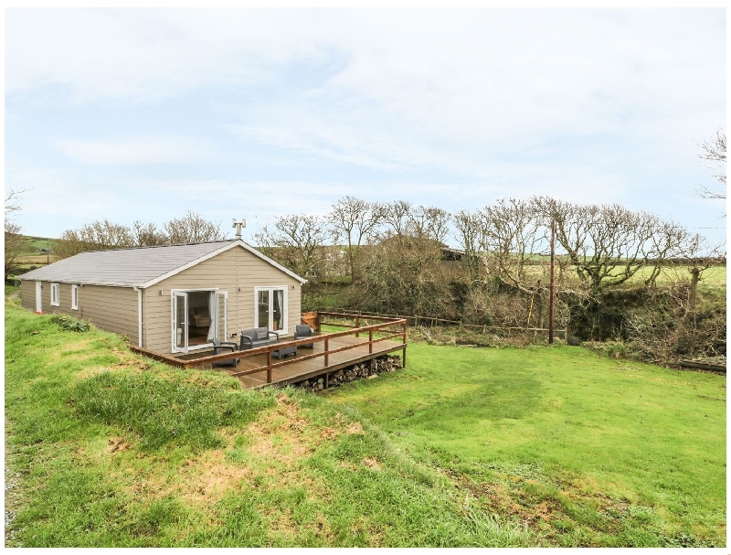 Nant Y Felin Lodge a holiday cottage rental for 6 in Aberdaron,