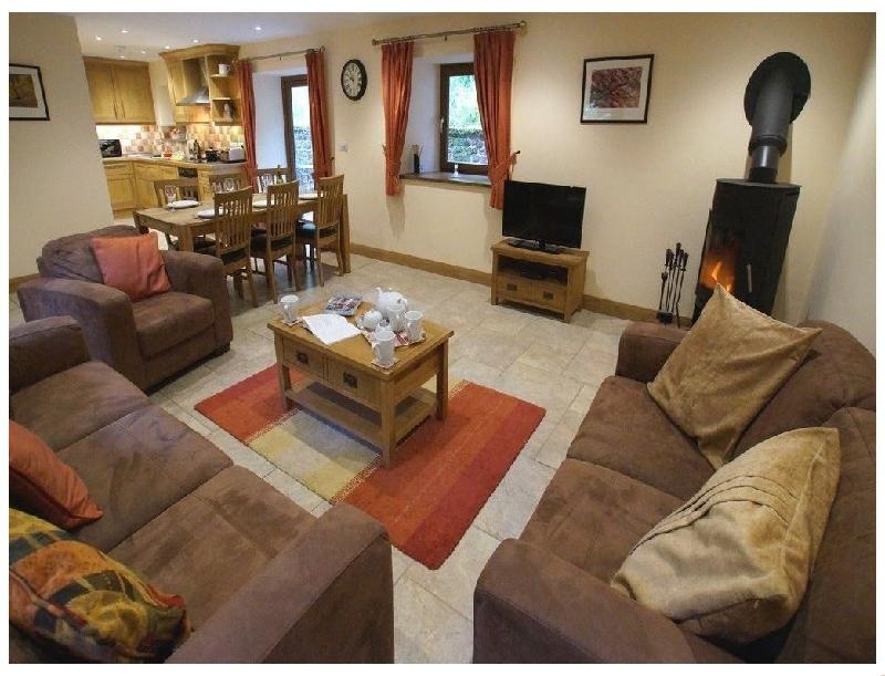 Gelt Wood Cottage a holiday cottage rental for 6 in Carlisle,