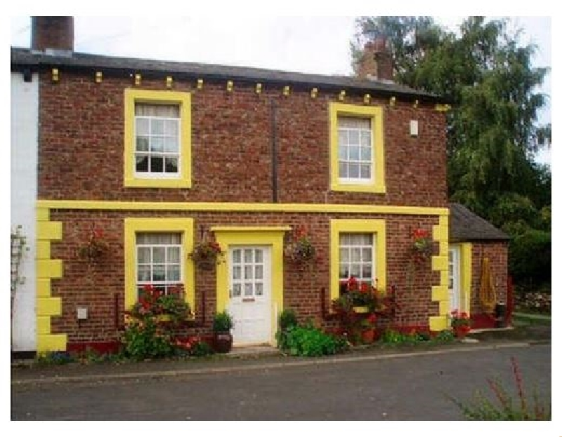 Rose Cottage a holiday cottage rental for 4 in Carlisle,