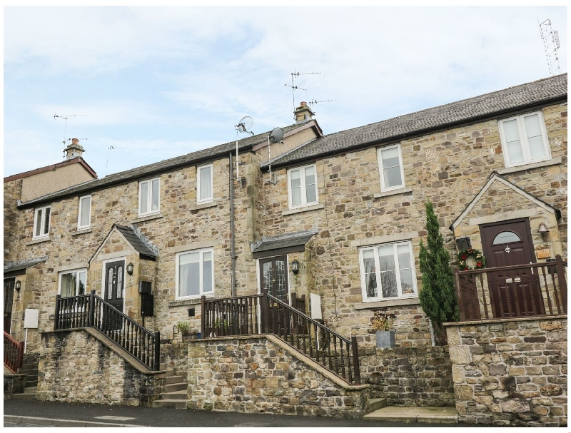 8 Goldielands a holiday cottage rental for 5 in Settle,