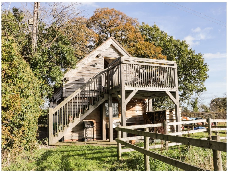 Details about a cottage Holiday at The Garden Room