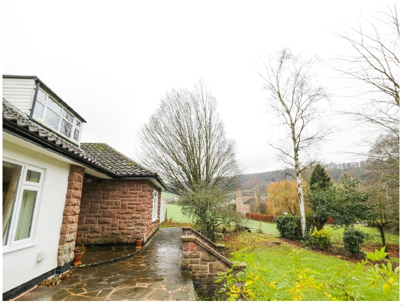 Jacobs Orchard a holiday cottage rental for 6 in Hope Mansell,
