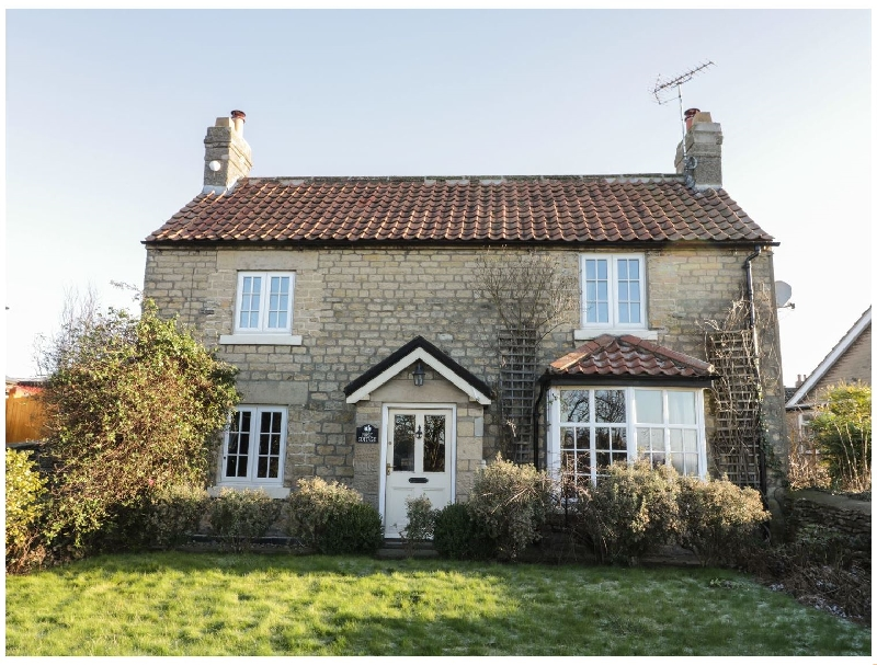Rose Cottage a holiday cottage rental for 5 in Pickering,
