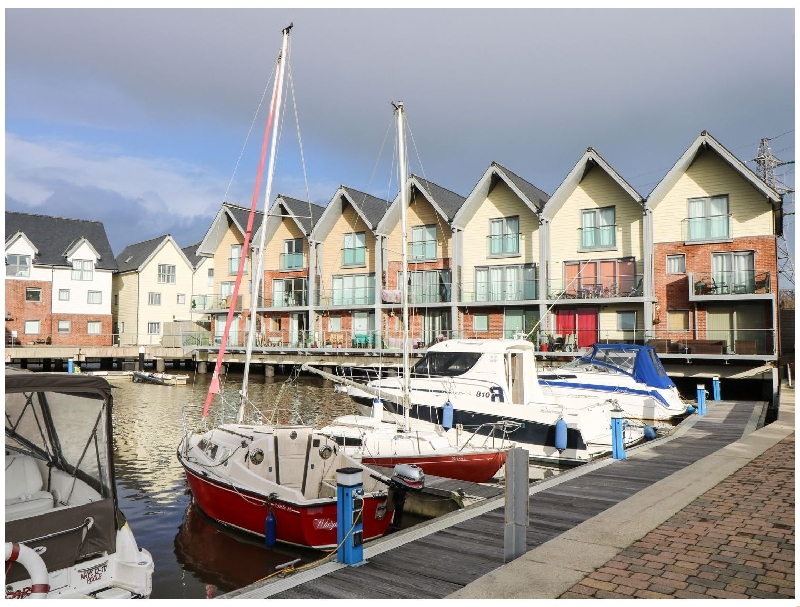 Details about a cottage Holiday at Marina House