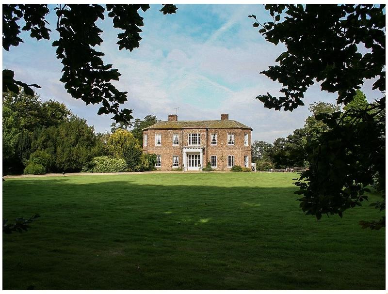 Image of Walcot Hall