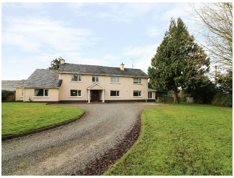 The Annexe at Red Mountain Open Farm a holiday cottage rental for 7 in Drogheda,