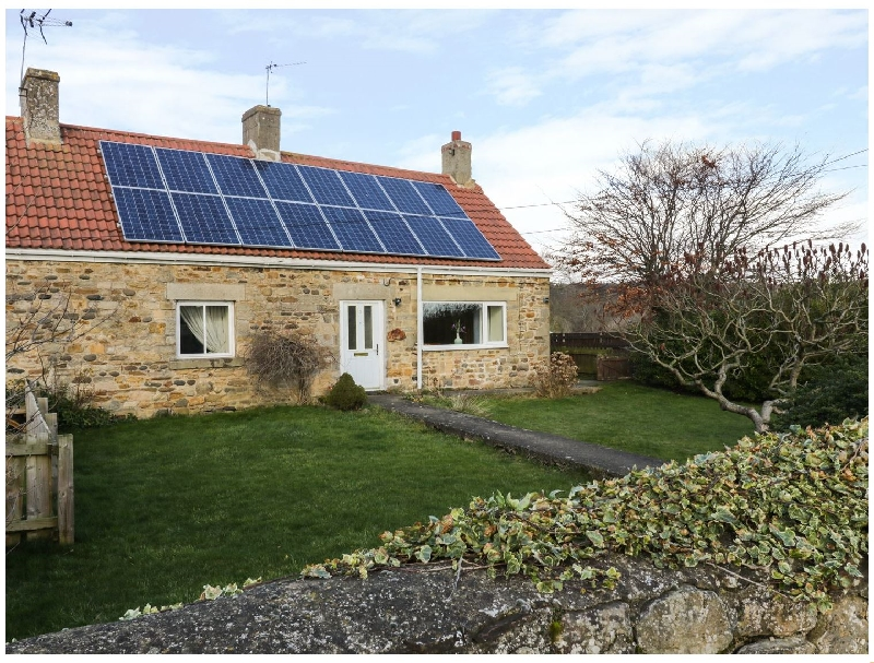 Barforth Hall Dairy a holiday cottage rental for 5 in Gainford,