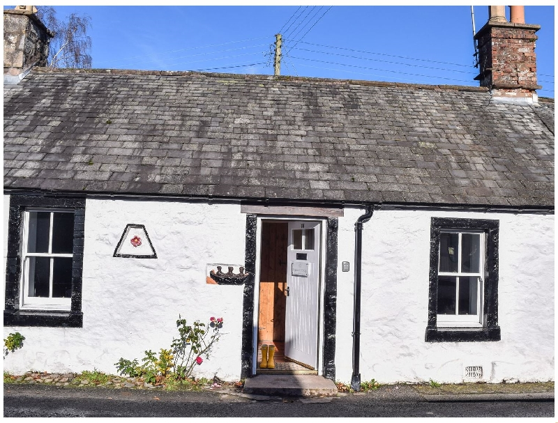 Rosewall Cottage a holiday cottage rental for 2 in New Abbey,