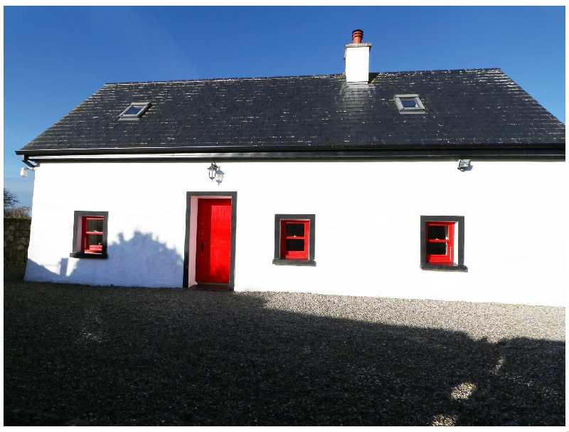 Bellview Cottage a holiday cottage rental for 2 in Terryglass,