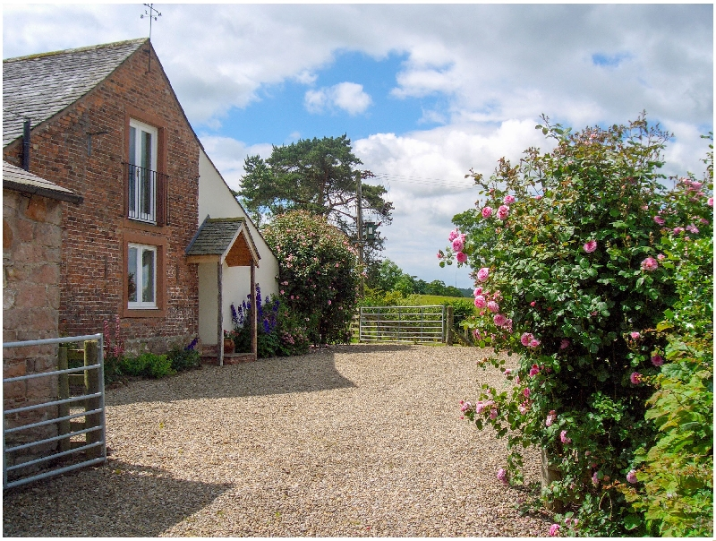 Stockwell Hall Cottage a holiday cottage rental for 6 in Carlisle,