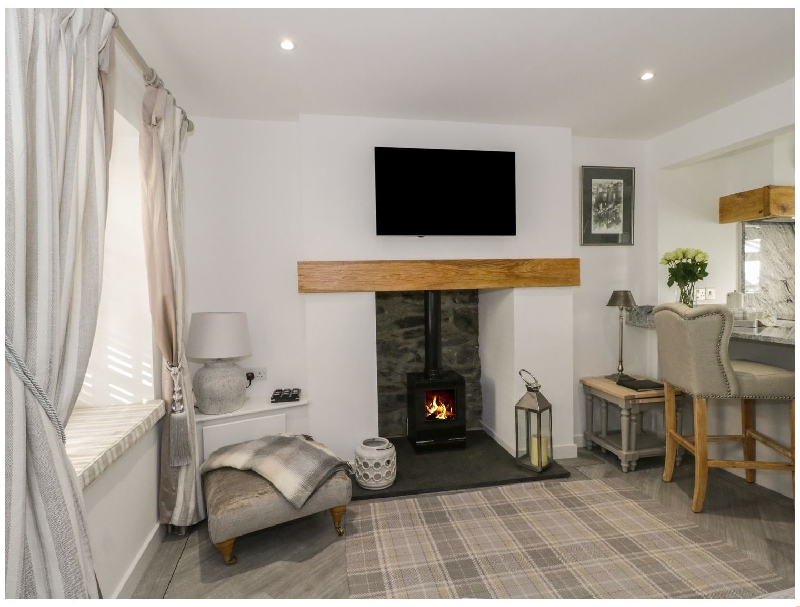 9 Chapel Street a holiday cottage rental for 2 in Conwy,