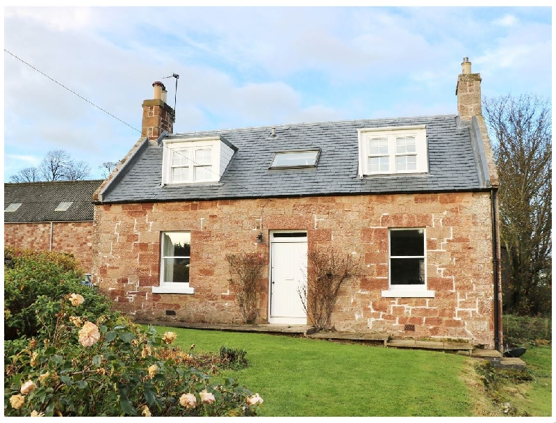 The Grieves Cottage a holiday cottage rental for 4 in Gifford,