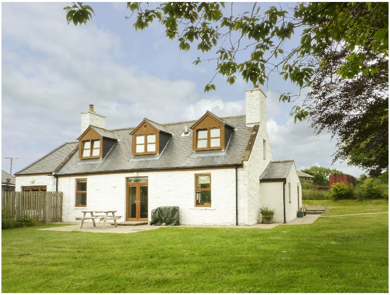 Drumfad Cottage a holiday cottage rental for 4 in Port William,