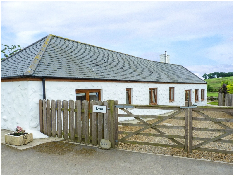 Drumfad Barn a holiday cottage rental for 5 in Port William,