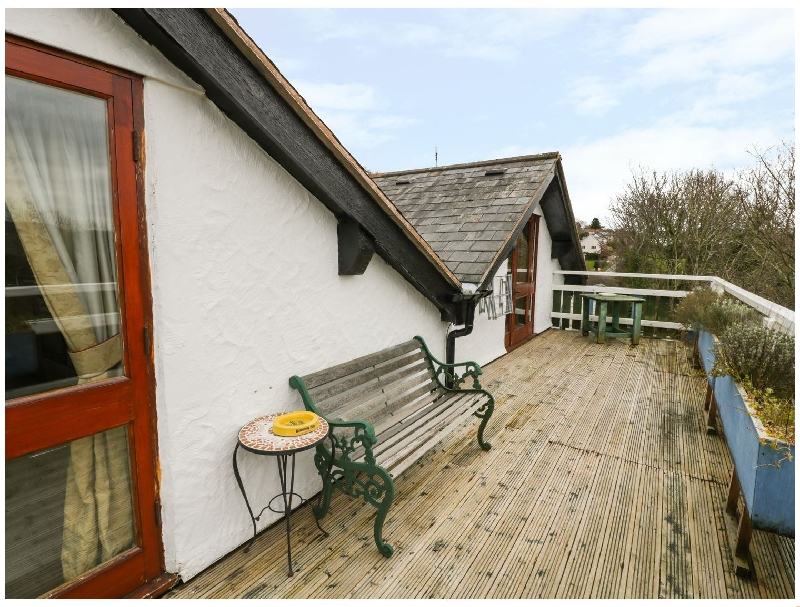 Hillfort a holiday cottage rental for 5 in Graigfechan,