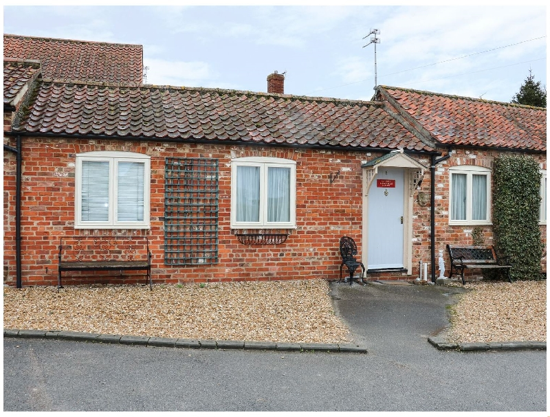 Ring-O-Bells Cottage a holiday cottage rental for 2 in Burgh Le Marsh,
