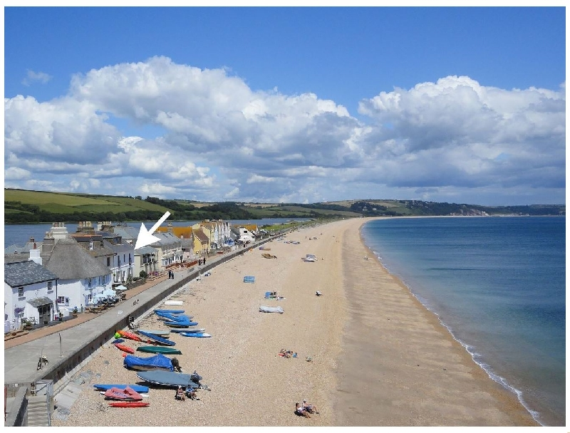 2 Bayview a holiday cottage rental for 2 in Torcross,