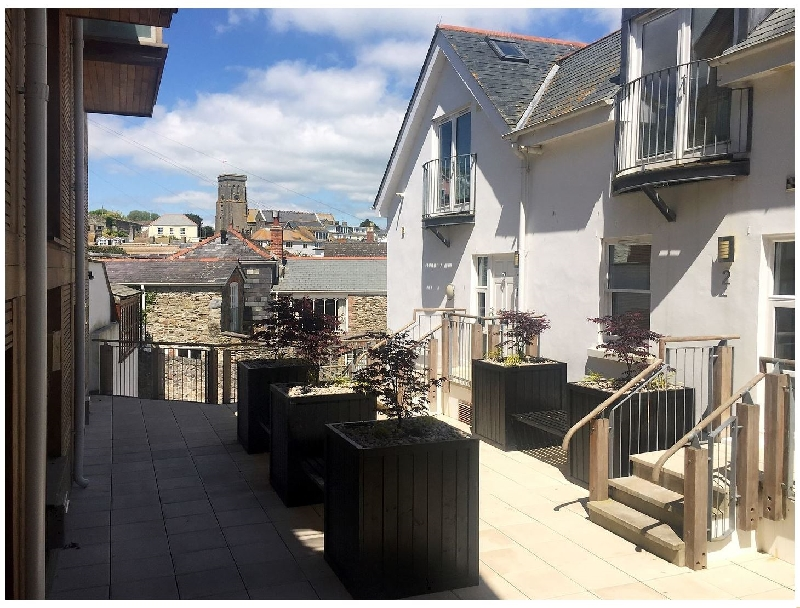 Anchor View a holiday cottage rental for 6 in Salcombe,