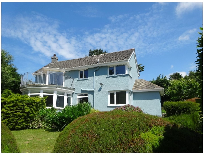 White Horses a holiday cottage rental for 8 in Salcombe,