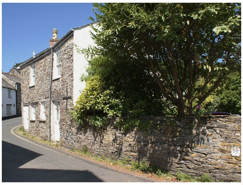 Ingledene a holiday cottage rental for 8 in Boscastle,