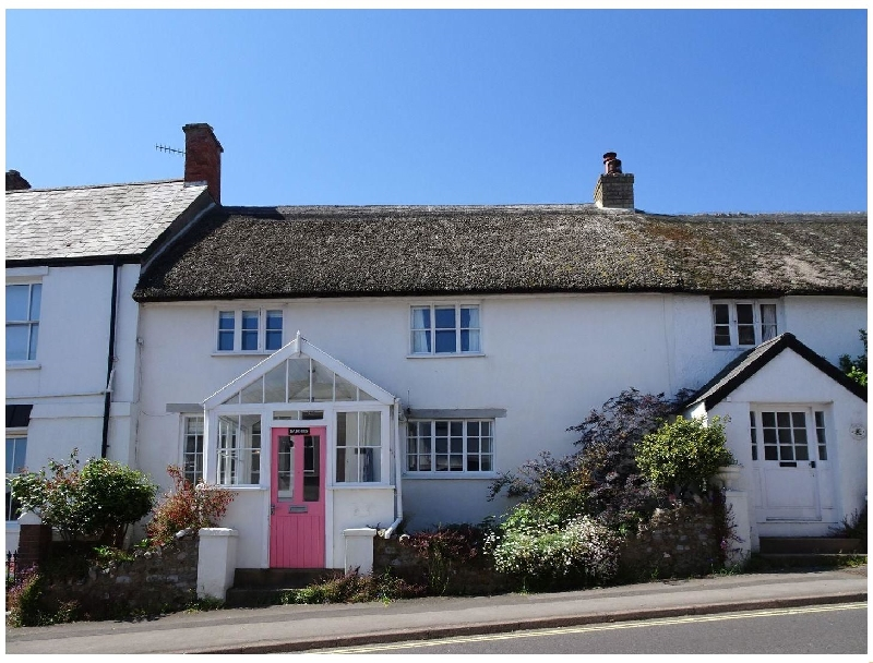 Badgers a holiday cottage rental for 6 in Charmouth,