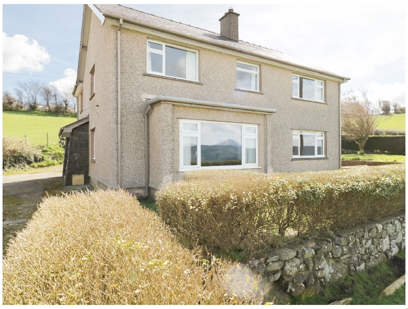 Tai Candryll a holiday cottage rental for 9 in Llanrwst,