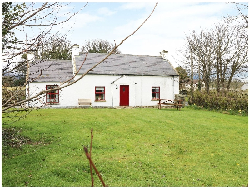Callaghan's a holiday cottage rental for 6 in Kilkeel,