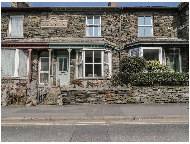 Fairoak a holiday cottage rental for 5 in Windermere,
