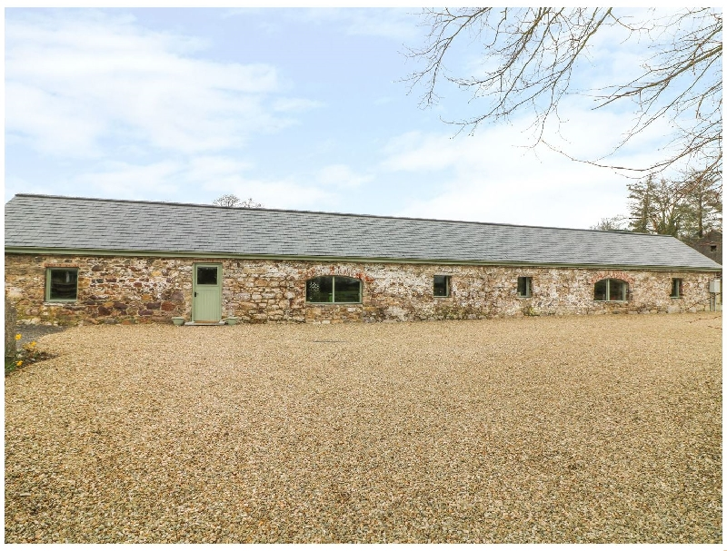 The Byre a holiday cottage rental for 4 in Carrick-On-Suir,