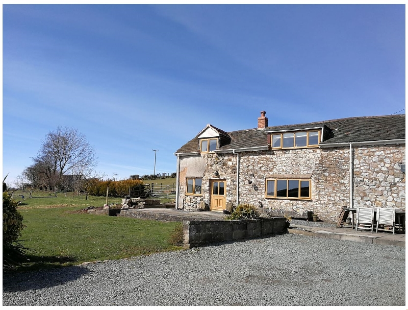 Nant-Isa a holiday cottage rental for 4 in Stiperstones,