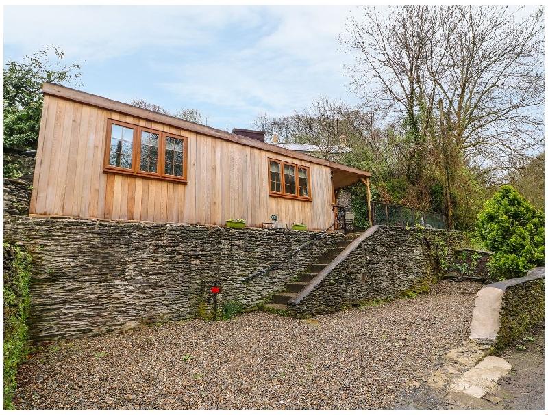 Ty Barddu a holiday cottage rental for 2 in Newcastle Emlyn ,