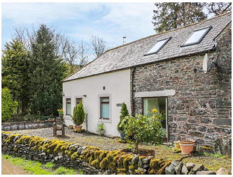 Waulkmill a holiday cottage rental for 2 in Langholm,