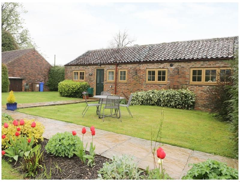 Waggoner's Cottage a holiday cottage rental for 4 in Bridlington,