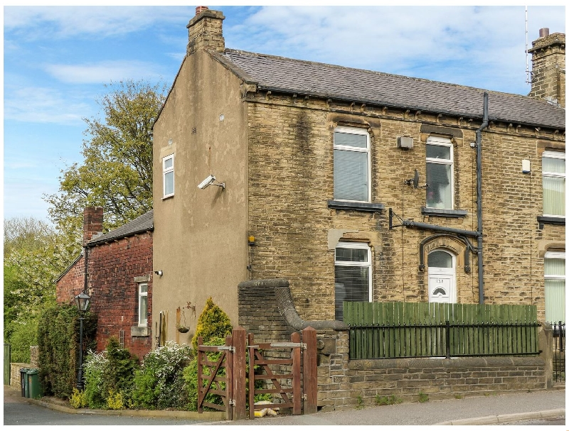 The Manhattan a holiday cottage rental for 3 in Bradford,