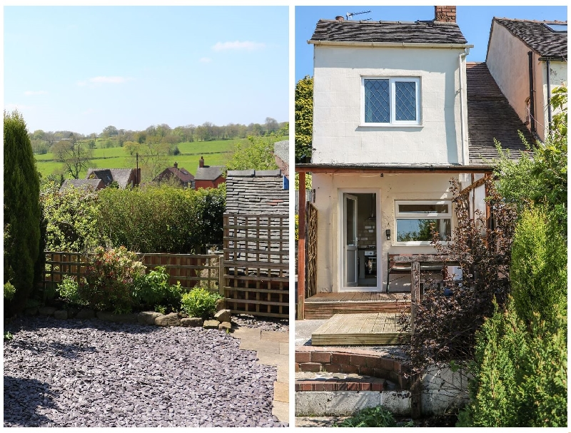 Kingsley View a holiday cottage rental for 4 in Kingsley,