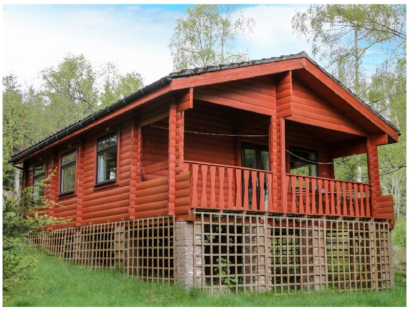 Details about a cottage Holiday at Eagle Lodge