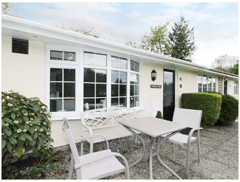T'whit T'woo a holiday cottage rental for 3 in Bowness-On-Windermere,