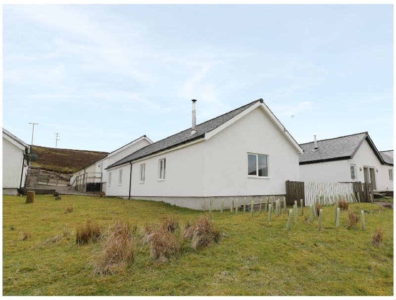 4 Mountain Lodge a holiday cottage rental for 4 in Wanlockhead,