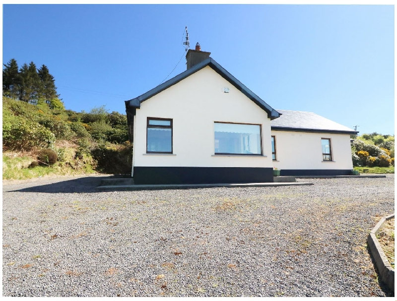 Seefin Lodge a holiday cottage rental for 8 in Kilbehenny,