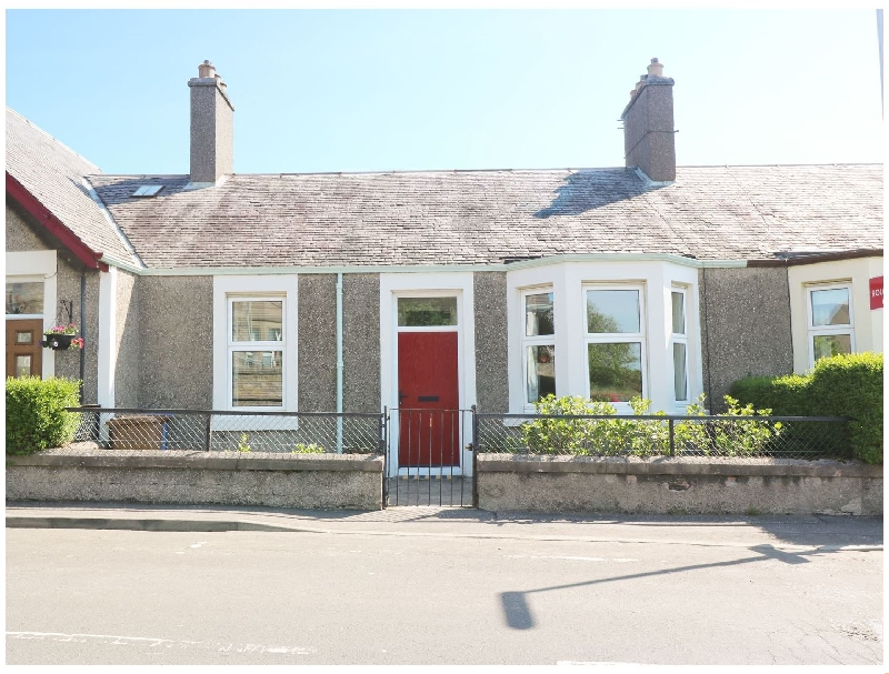 Annesley Cottage a holiday cottage rental for 5 in Lower Largo,