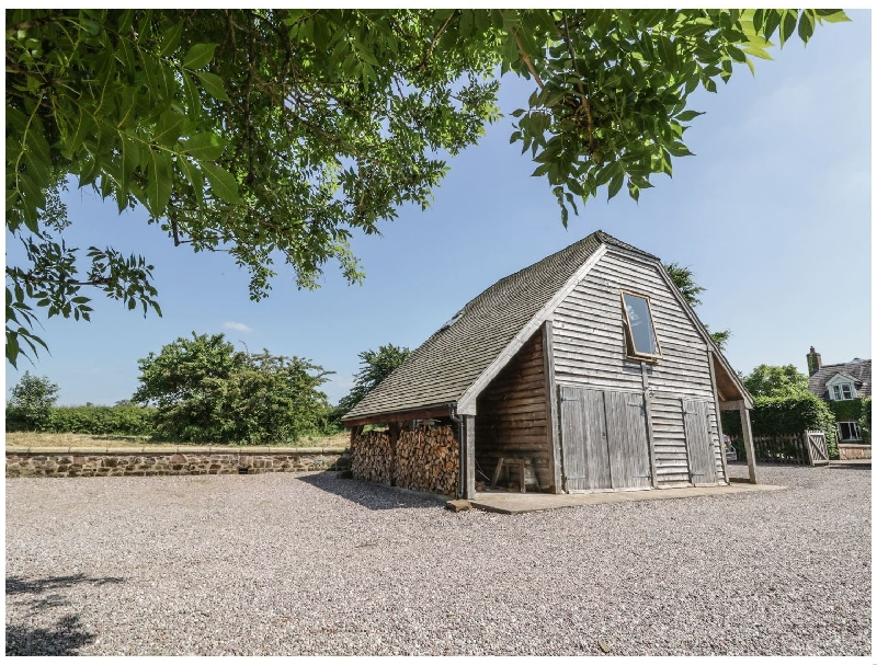 The Barn at Rose Cottage a holiday cottage rental for 2 in Malpas,
