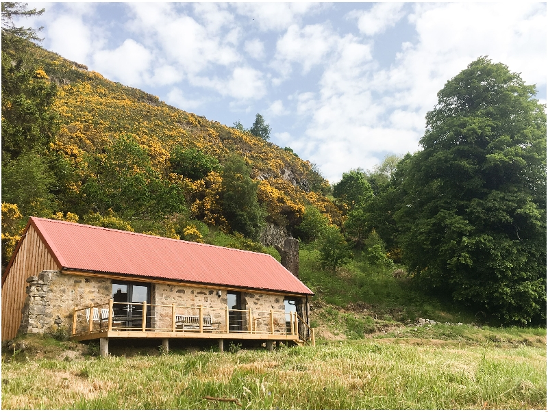 East Craigdhu Cow Byre a holiday cottage rental for 2 in Beauly,