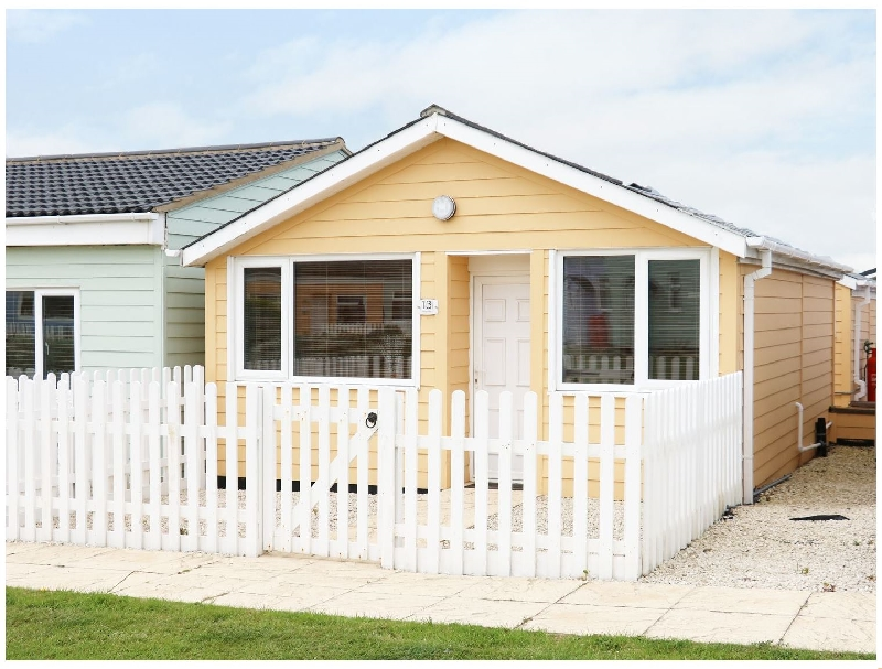 Anmer 13 a holiday cottage rental for 2 in Mundesley,