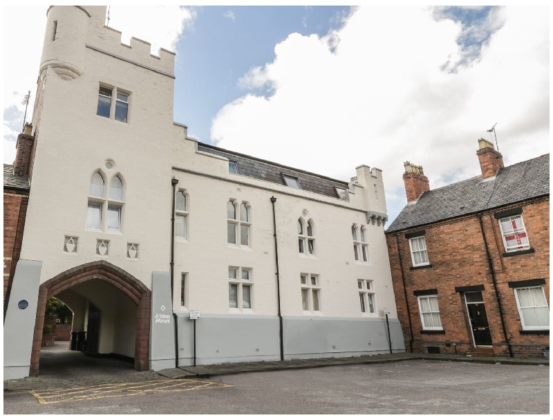 9 Albion Mews a holiday cottage rental for 2 in Chester,